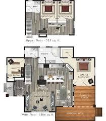 House Plans 2 Floors 25 Best Loft Floor Plans Ideas On Pinterest Lofted Bedroom