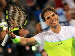 qatar open r1 what time does rafael nadal play against pablo