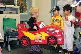 Lightning Mcqueen Halloween Costume Squidbits Project Obsession Making