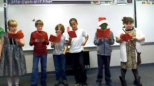 twas the night before thanksgiving readers theater team shoultz u0027s christmas readers theater youtube