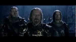 It Has Begun Meme - the lord of the rings so it begins full hd youtube