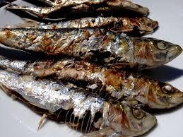 cuisiner les sardines sardines grillées à la portugaise tousencuisineavecseb