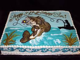 bass fishing cake ideas 28517 bass fishing cake by sugarba