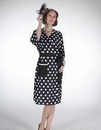 hair fashion smocks smarthair e375307 polka dots hair cutting salon gowns robes client