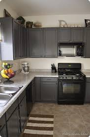 navy bean lane gray kitchen cabinets before u0026 after nights armor