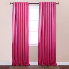 Red Eclipse Curtains Amazon Com Best Home Fashion Thermal Insulated Blackout Curtains