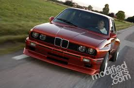 bmw e30 modified 360 hp bmw e30 m3 is stunning autoevolution