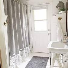 Shabby Chic Shower Curtains Diy Shabby Chic Shower Curtain Tutorial Shabby Chic Shower