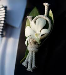 Wedding Boutonniere Sea Shells And Star Fish Are Also Widely Used For Creating A