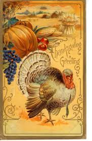 vintage thanksgiving postcards domain images
