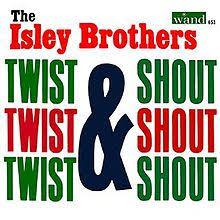 twist and twist shout album
