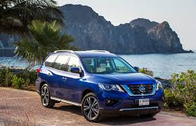 nissan pathfinder gun metallic revamped 2018 nissan pathfinder launched in the middle east