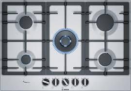 Bosch Cooktops Pcr7a5b90a Gas Cooktops Review Npr