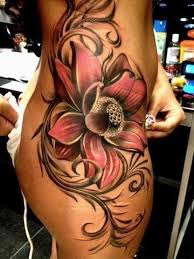25 trending side piece tattoos ideas on pinterest sunflower
