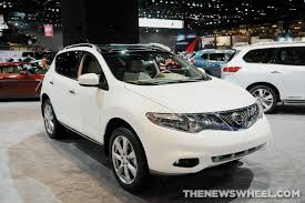 nissan murano vs xterra watch out for the 2015 nissan murano at new york auto show