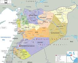 Damascus Syria Map by The Betrayal Of Sykes Picot Mapping The Expansion Of Violence In