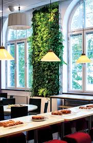indoor plant walls plant pots from greenworks architonic