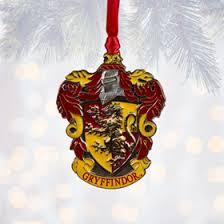 gryffindor crest metal ornament universal orlando