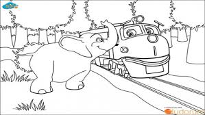 chuggington coloring pages coloring coloring pages
