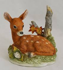 home interior deer pictures home interior figurines collection on ebay