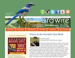 Florida Backyard Birds - birdwire march 4 2017 endemic birds