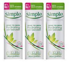 simple hydrating light moisturizer simple sensitive skin hydrating light moisturizer 12 hr