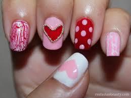 15 adorable nails art for valentine u0027s day pretty designs