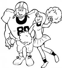 football coloring pages u0026 sheets for kids hubpages