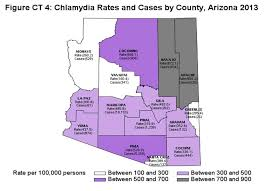 Map Of Cities In Arizona Tucson And Show Low Top Most Sexually Diseased Cities In Arizona