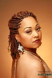 pixie hair do in twist kinky twists short curl hair style natural and protective styles