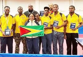 Us Table Tennis Team Guyana Serve Up Three Gold Medals At Us Open U2013 Kaieteur News