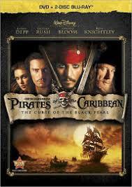 pirates caribbean curse black pearl gore