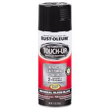 auto body touch up universal touch up aerosols