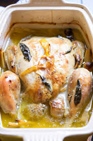 Main Dish Chicken Recipes - thai roasted chicken in coconut milk kevin is cooking