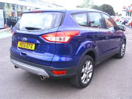 used 2015 ford kuga titanium 2 0 tdci 140ps 2wd keyless opening