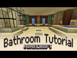 minecraft bathroom ideas how to make a bathroom in minecraft 13 steps with pictures