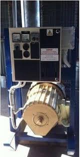 1 ford dunlite 2715e generator open set 2 of 2 55kva before