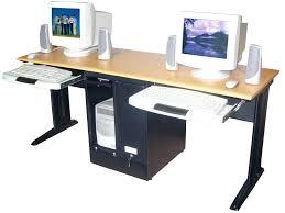 office depot computer desks for home office design 2 person desk office depot 2 person corner office