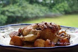 cuisiner le coquelet recette de coquelet jaune rôti à sept épice japonaise et sauge