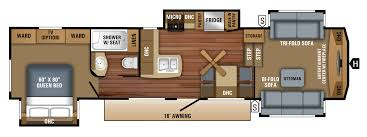 fifth wheel floorplans with second bedroom google search