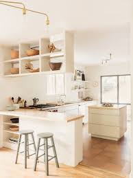 kitchen with white cabinets and wood countertops if warmth is what you crave consider white kitchen cabinets