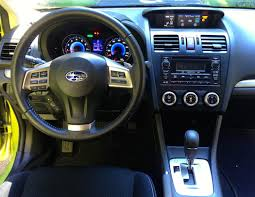 Subaru Xv Crosstrek Interior Subaru Hybridizes The 2014 Xv Crosstrek Bestride