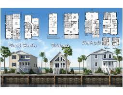 Coastal Plans Donaway Homes