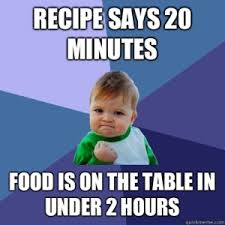 culinary memes 28 images set of skills liam imgflip cooking