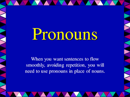 pronouns personal compound and possessive by imwells teaching