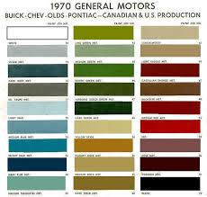 7 best images of paint color chart with names paint colors and