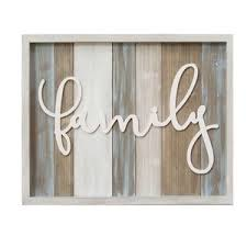 family wood wooden family signs wayfair ca