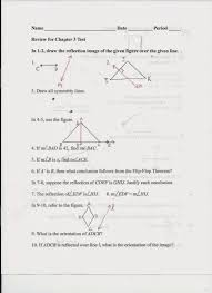 geometry common core style review for chapter 3 test day 35