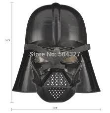 Halloween Costume Darth Vader Star Wars Darth Vader Mask Halloween Prop Super Hero Party Costume