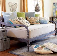 simple daybeds with trundles and pillow for traditional family
